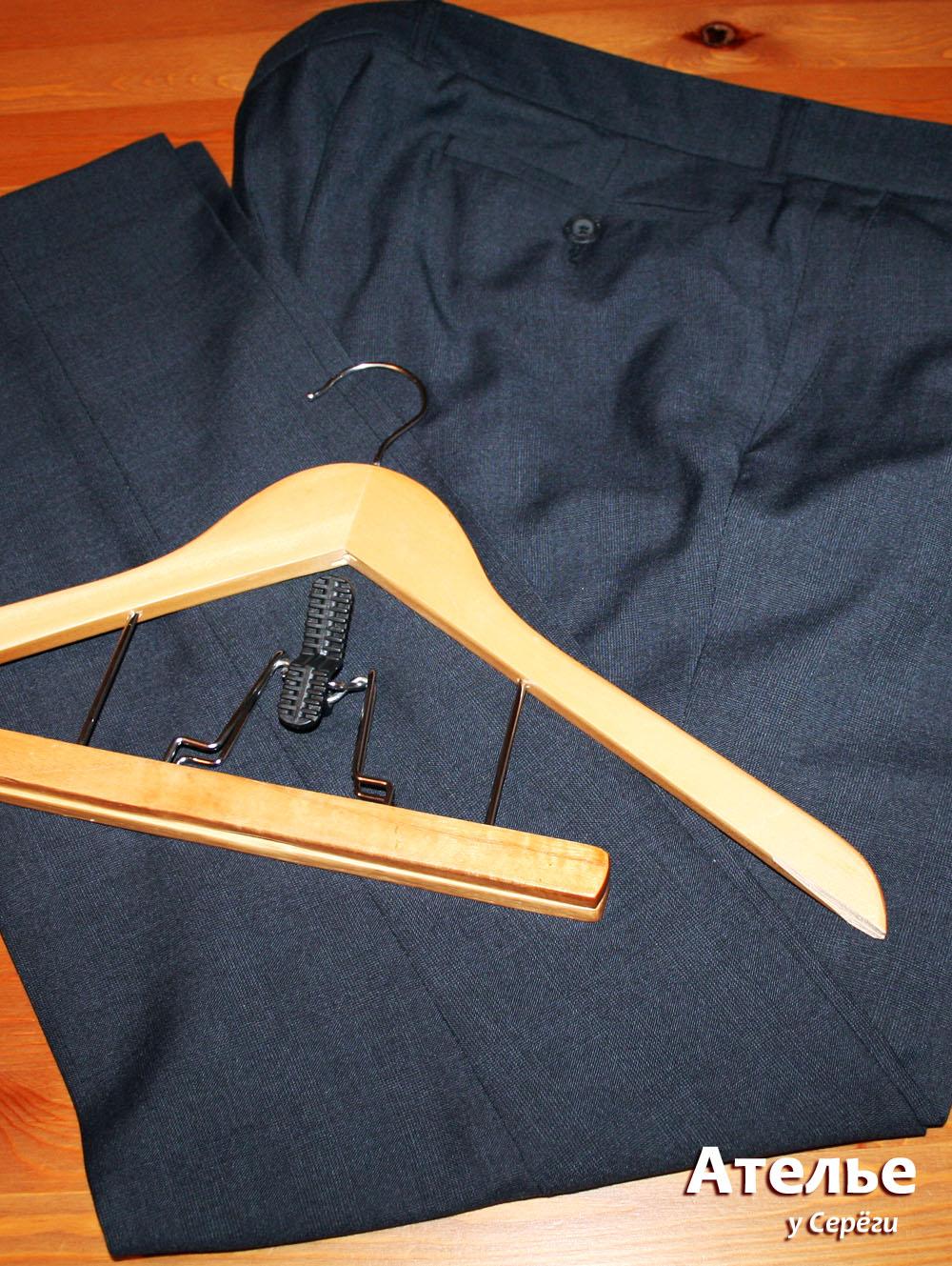 Перекрой брюк - можно одевать