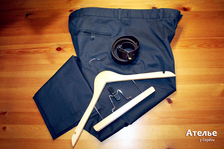 Индивидуальный пошив брюк.